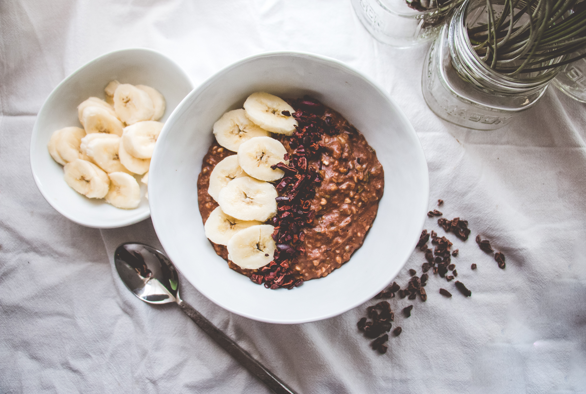 Chocolate - Zucchini Porridge2