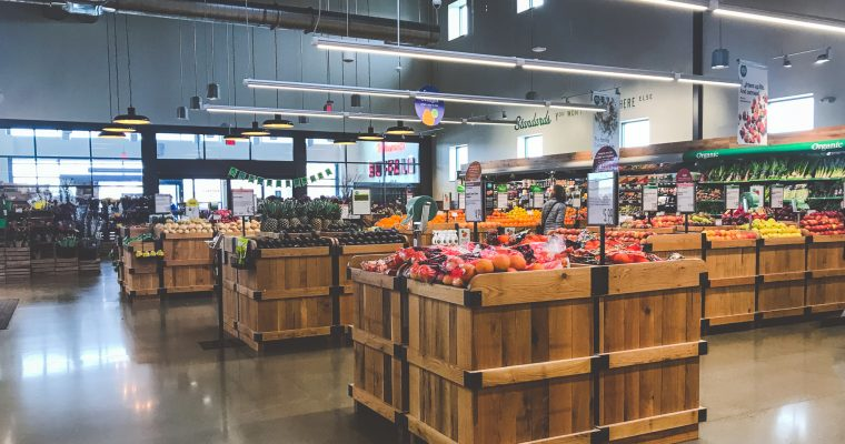Grocery Store Basics For Whole Foods Shopping