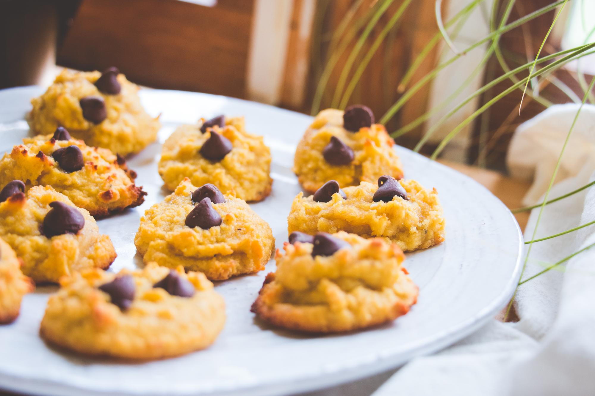 Gluten Free Plantain Cookies