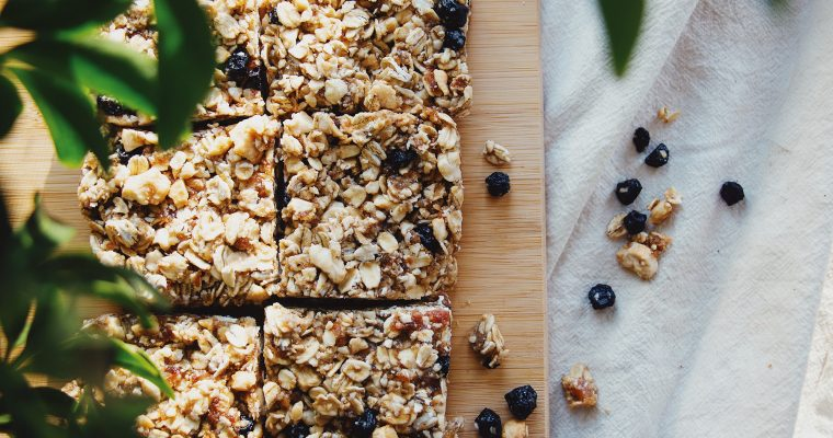 Mountain Granola Bars