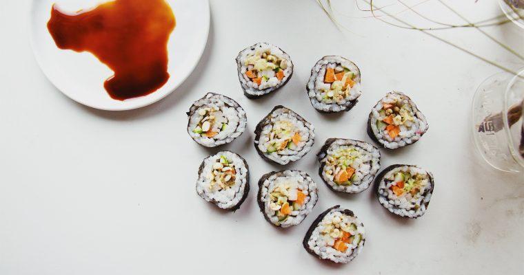 Easy Sushi Rolls