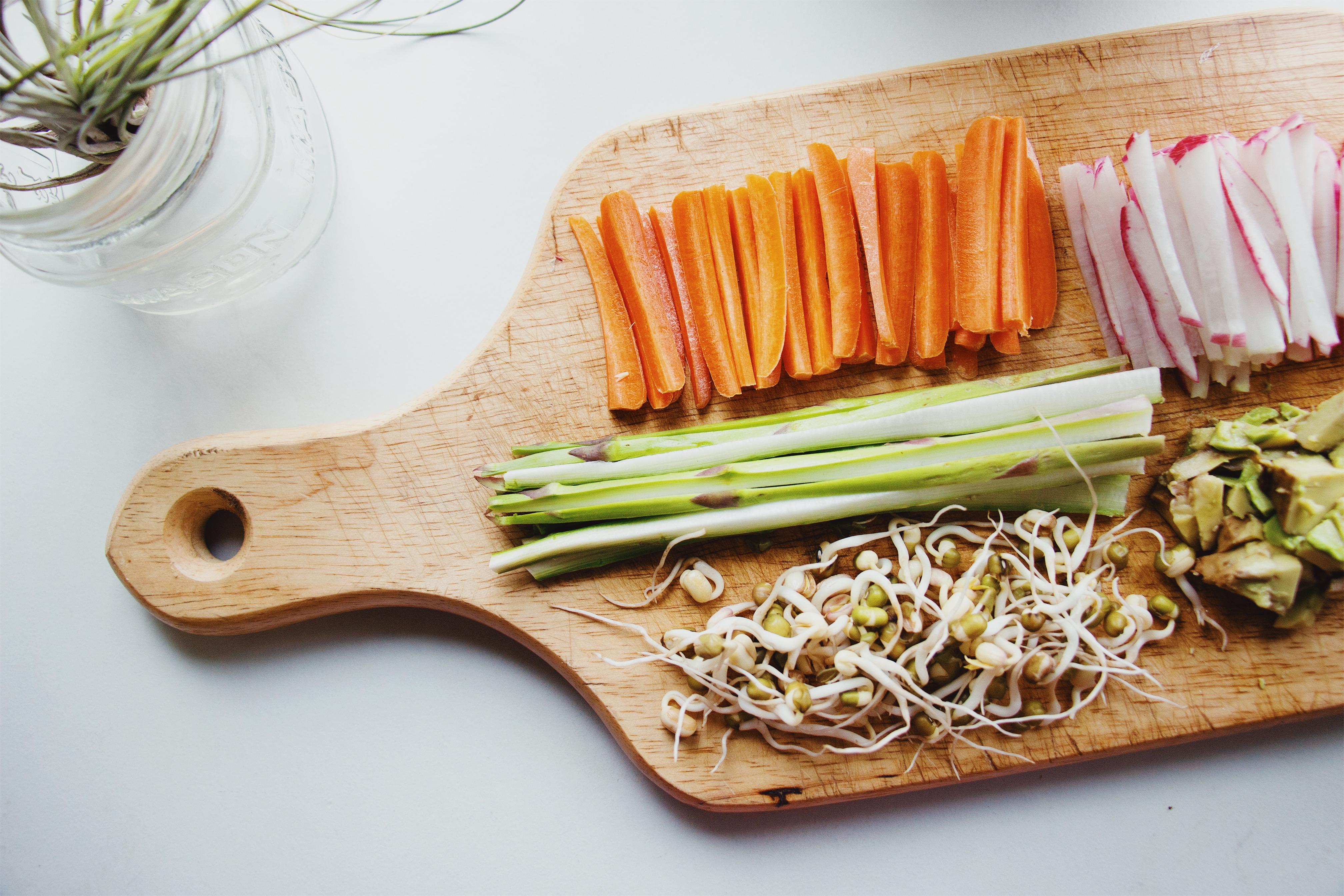 Sushi Rolls Ingredients