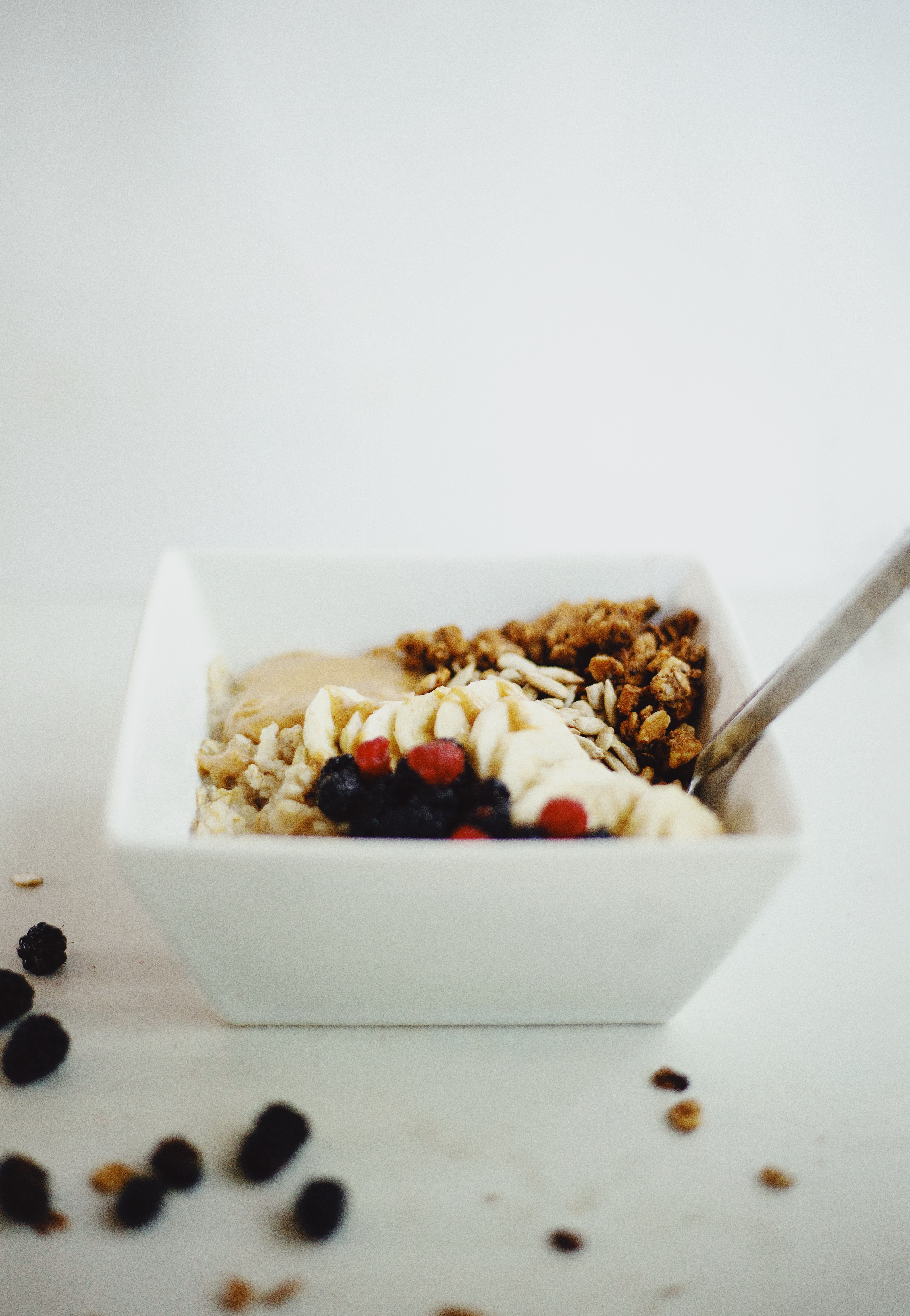 Creamy Microwave Oatmeal Recipe by The Local Sprout