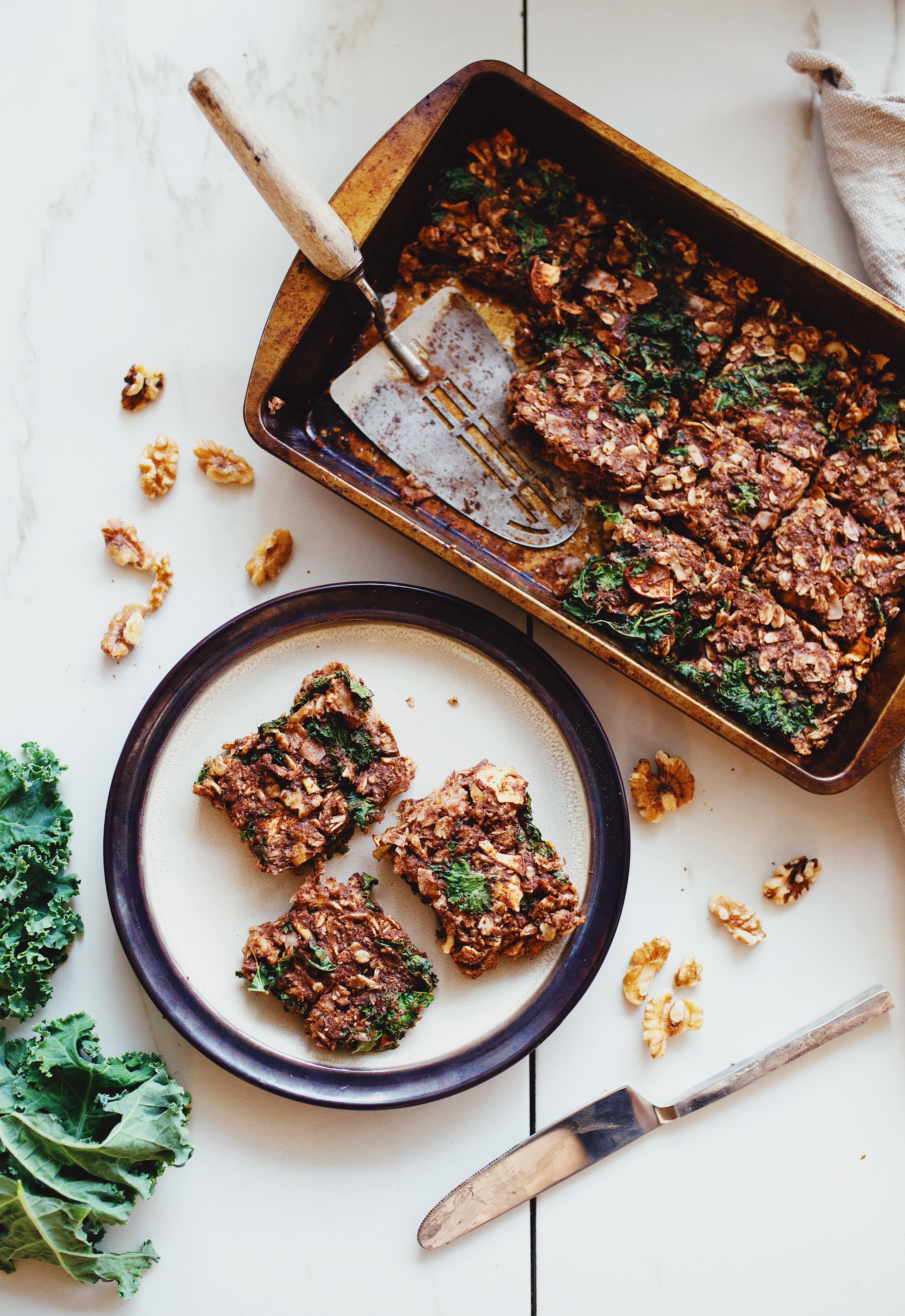 superfood bars recipe