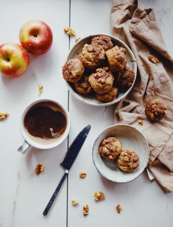apple muffins gluten free