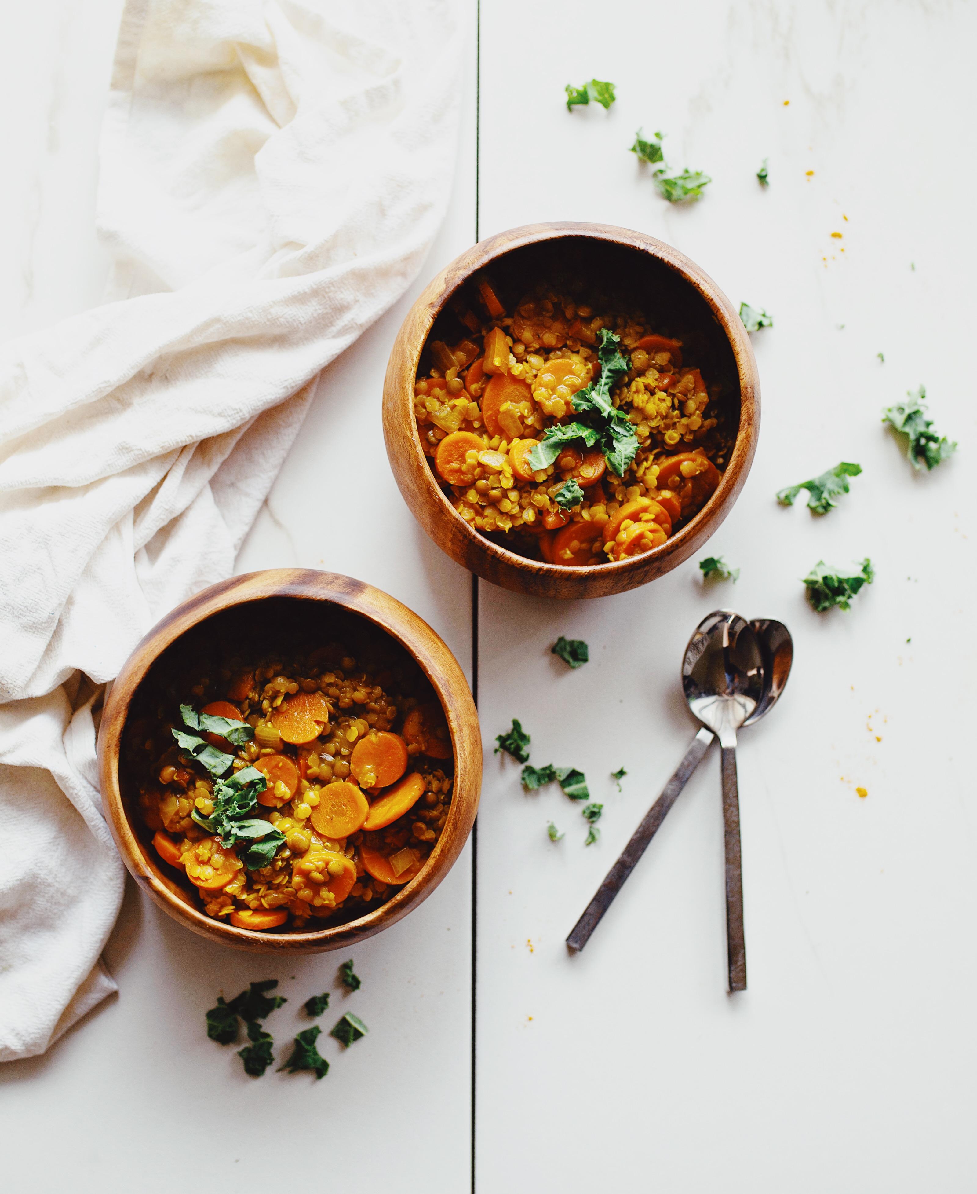 lentil soup curry