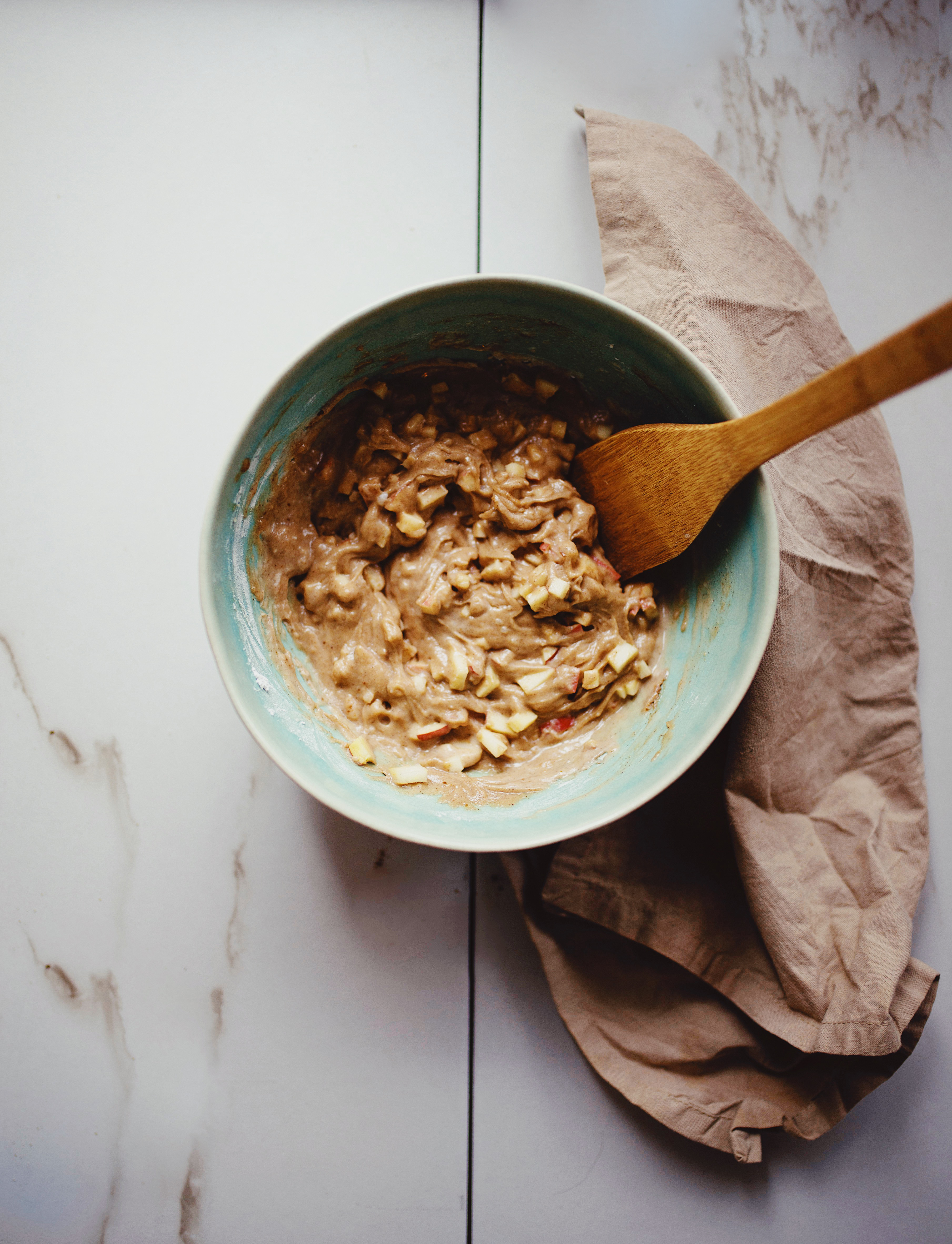 gluten free dairy free apple muffins