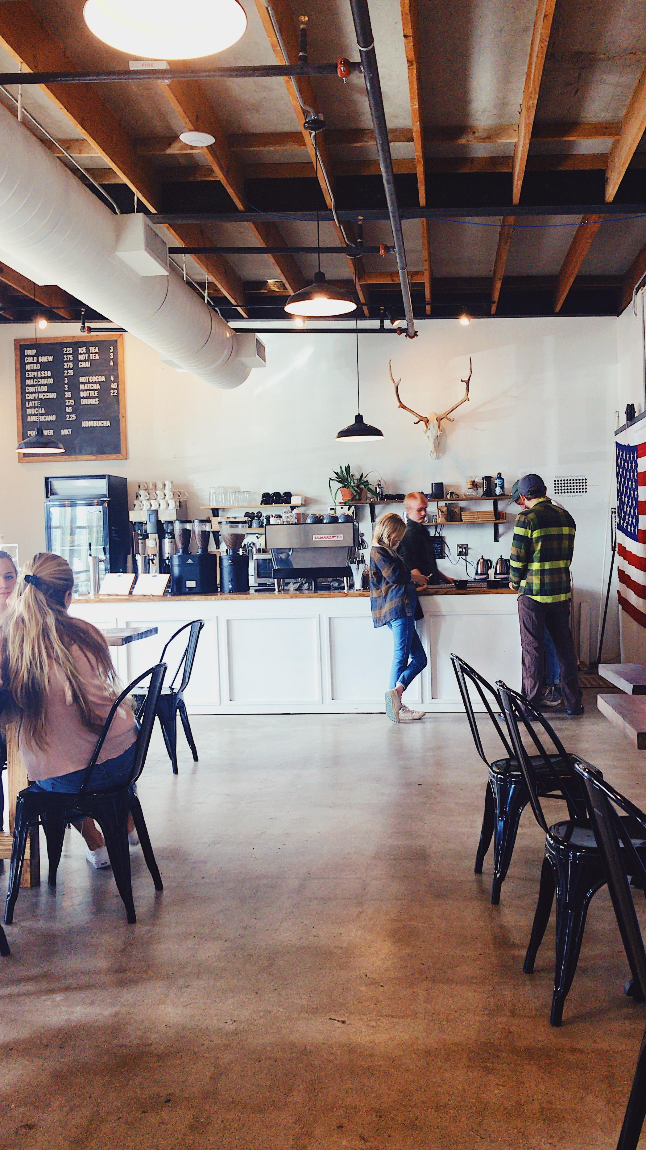 Colorado Springs Building 3 Coffee