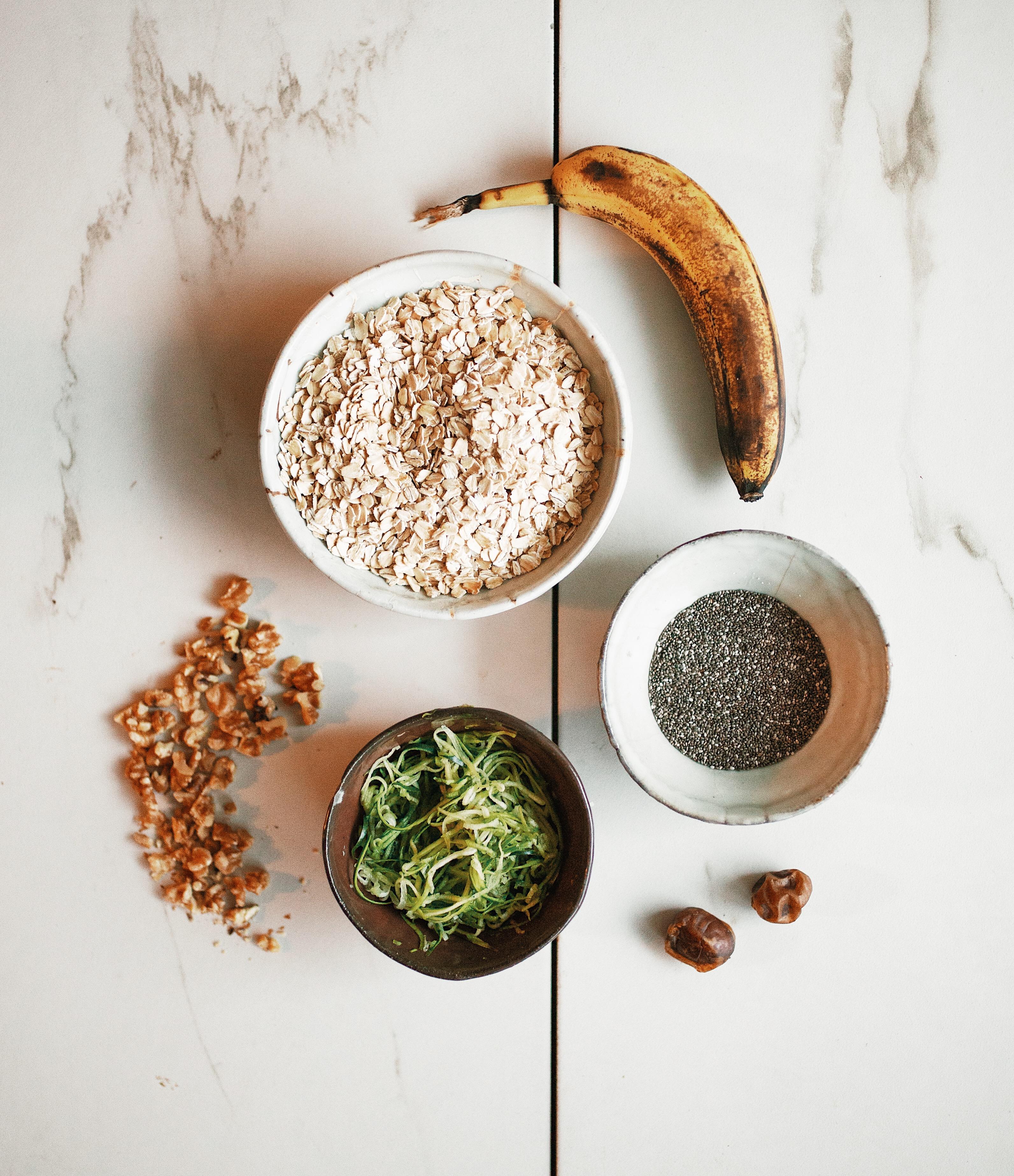 zucchini overnight oats
