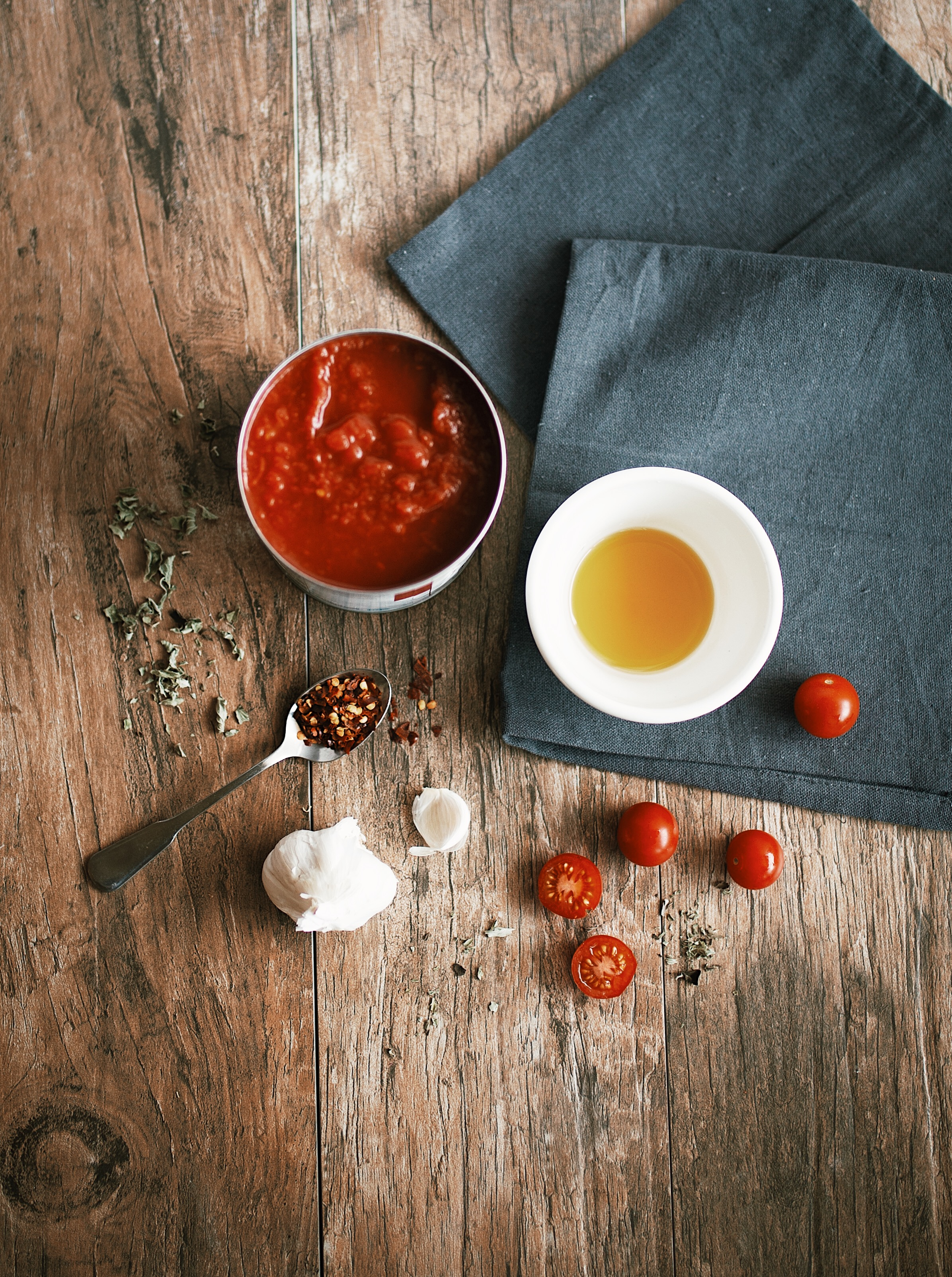 marinara sauce ingredients