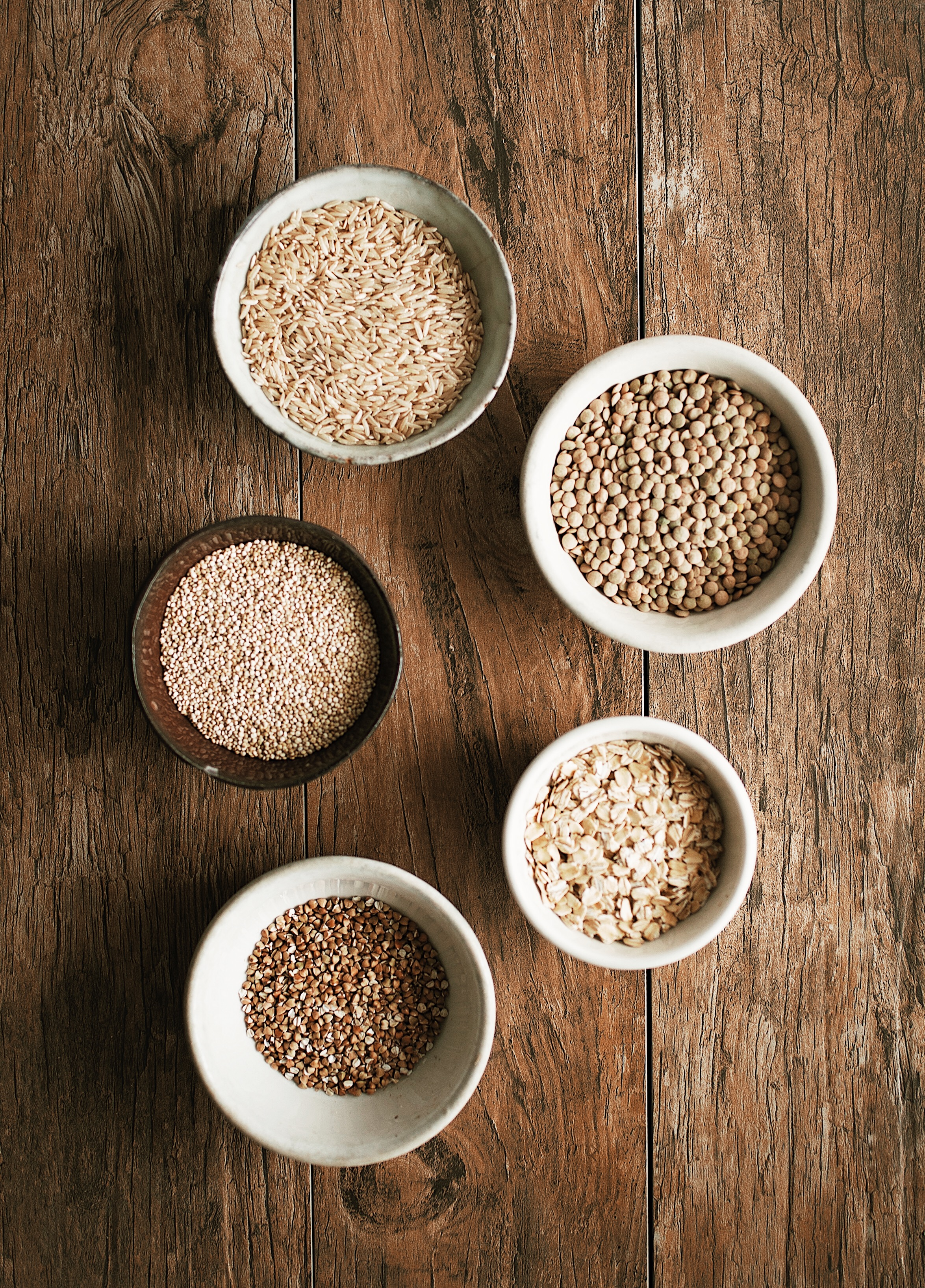 Grains and Legumes