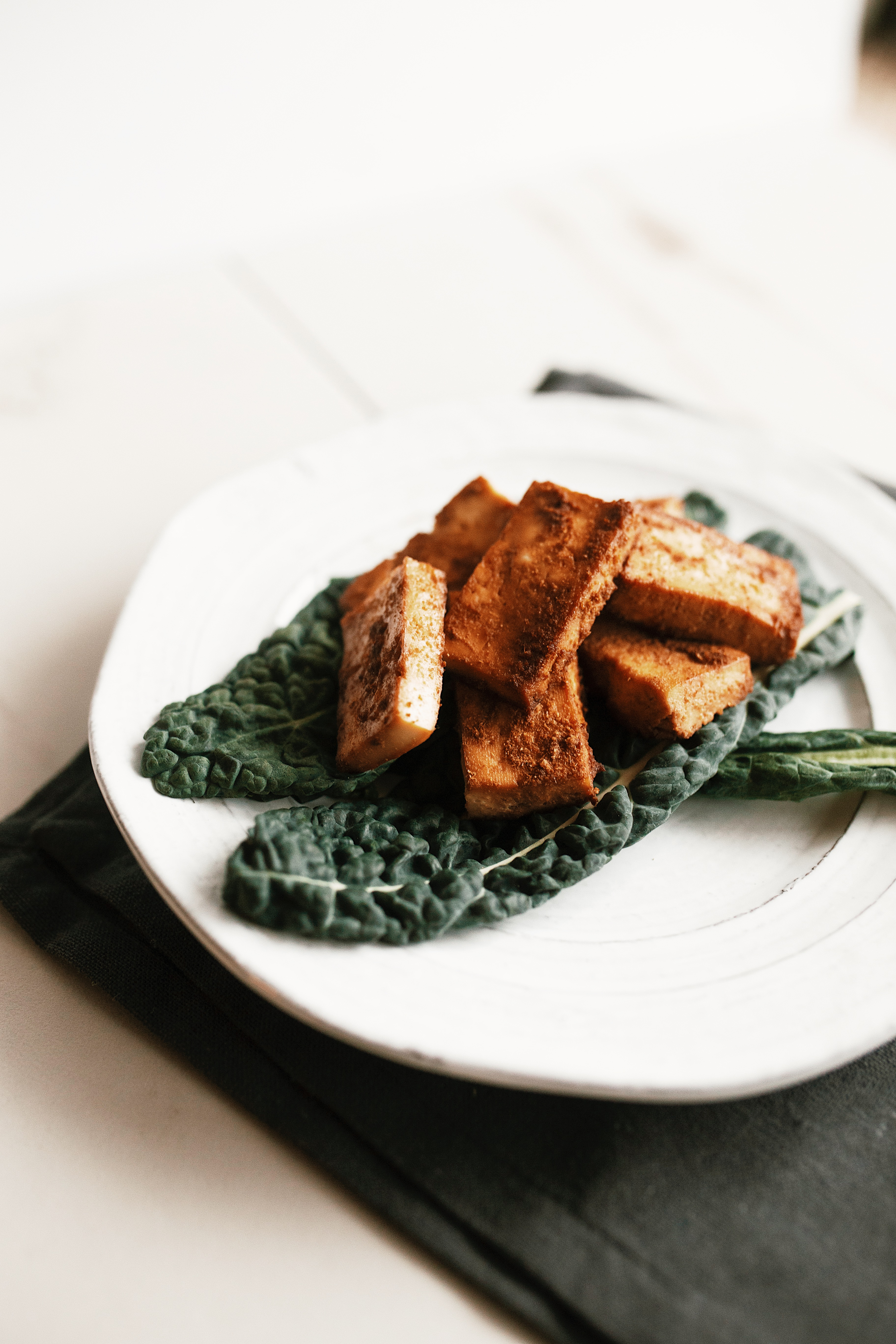 healthy baked tofu recipes