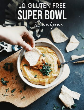 10 gluten free super bowl recipes