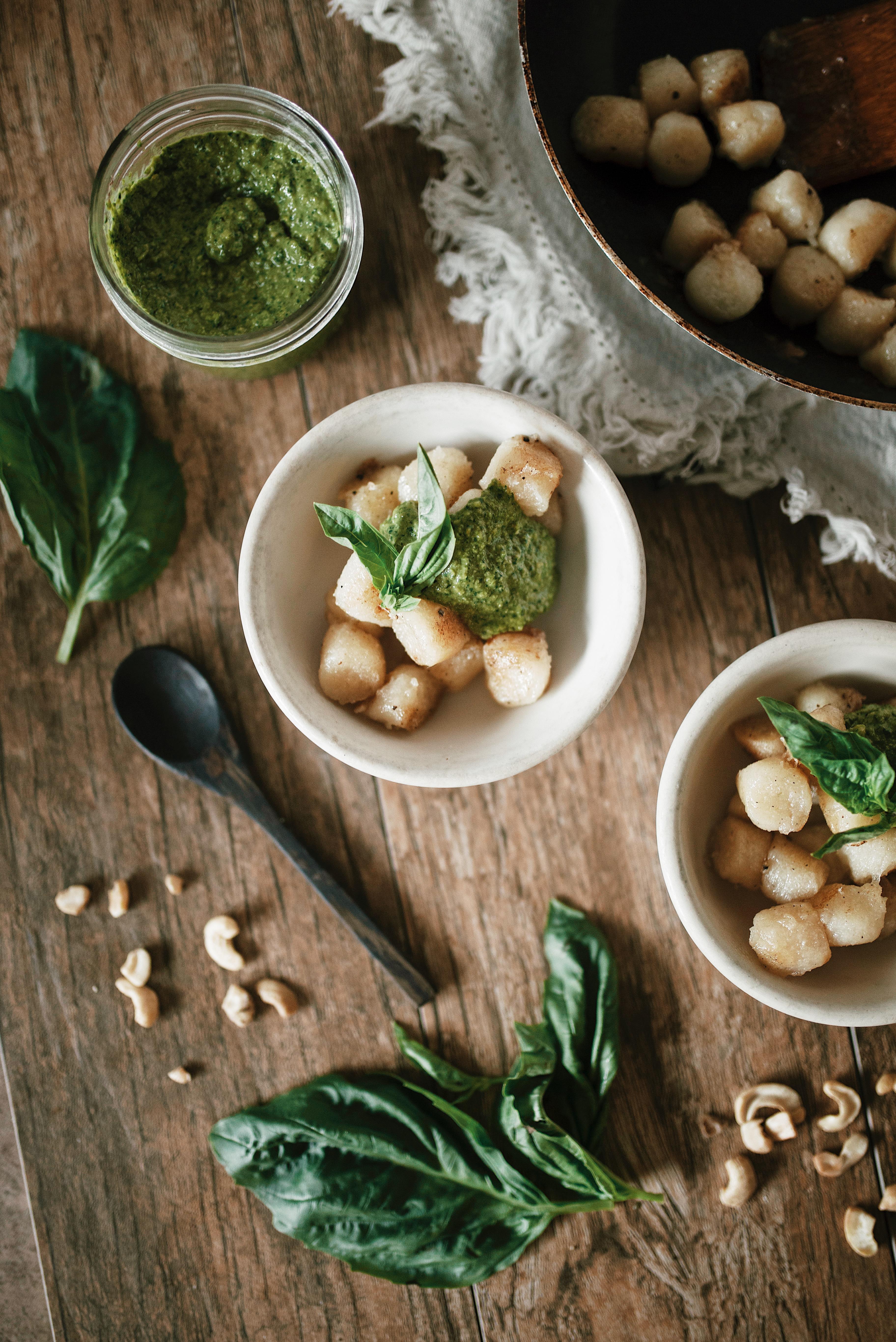 cauliflower gnocchi recipe