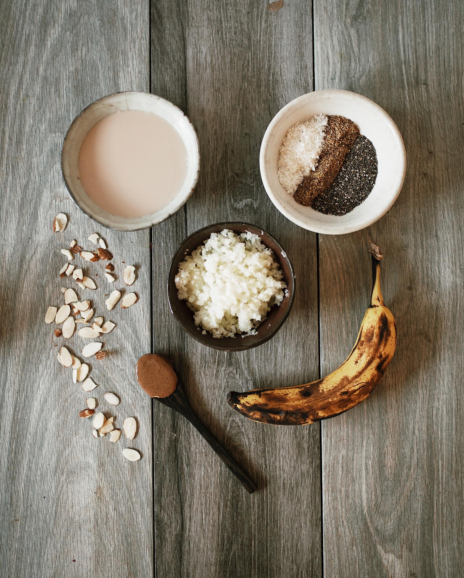 easy cauliflower oats