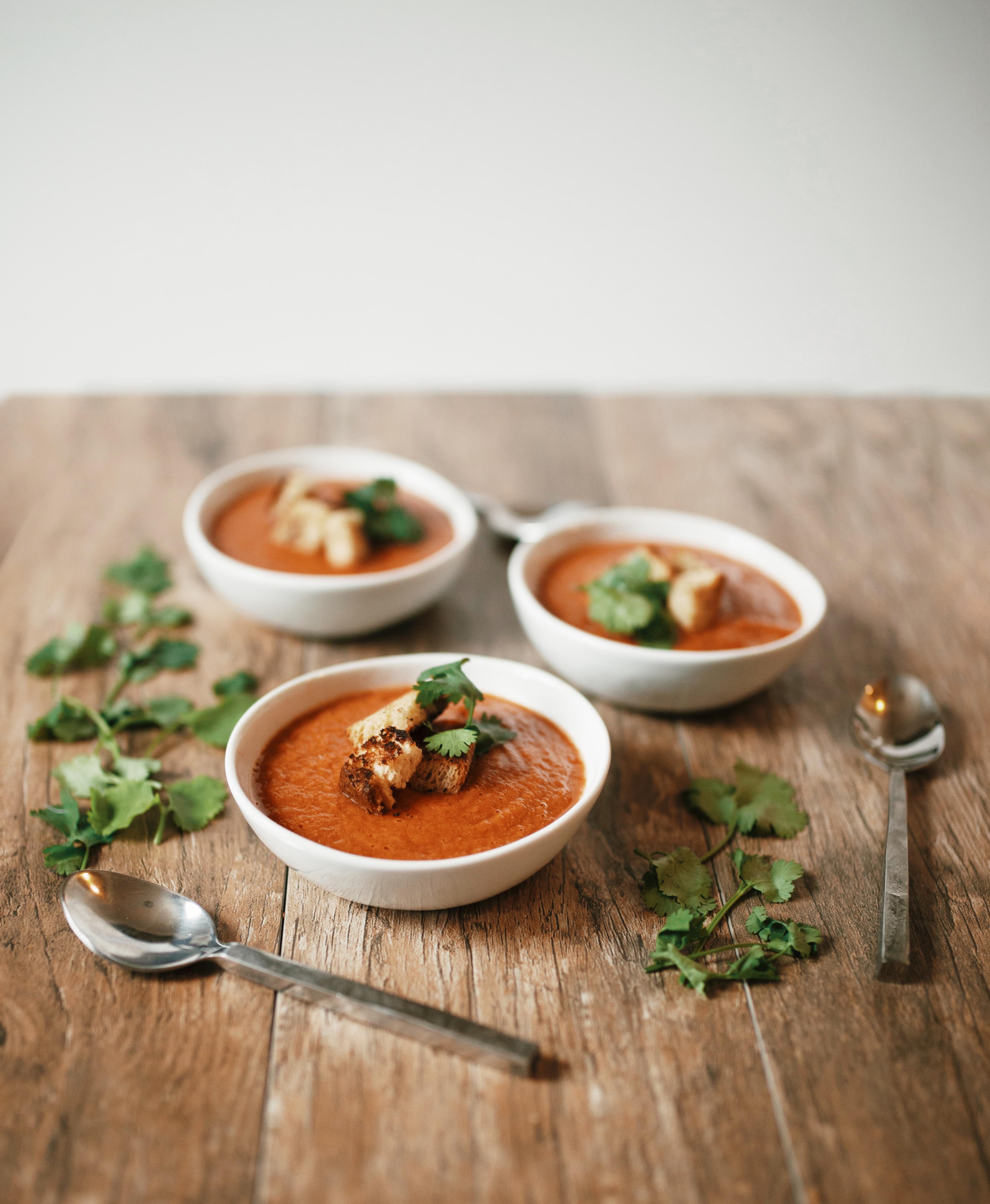 gluten free tomato soup