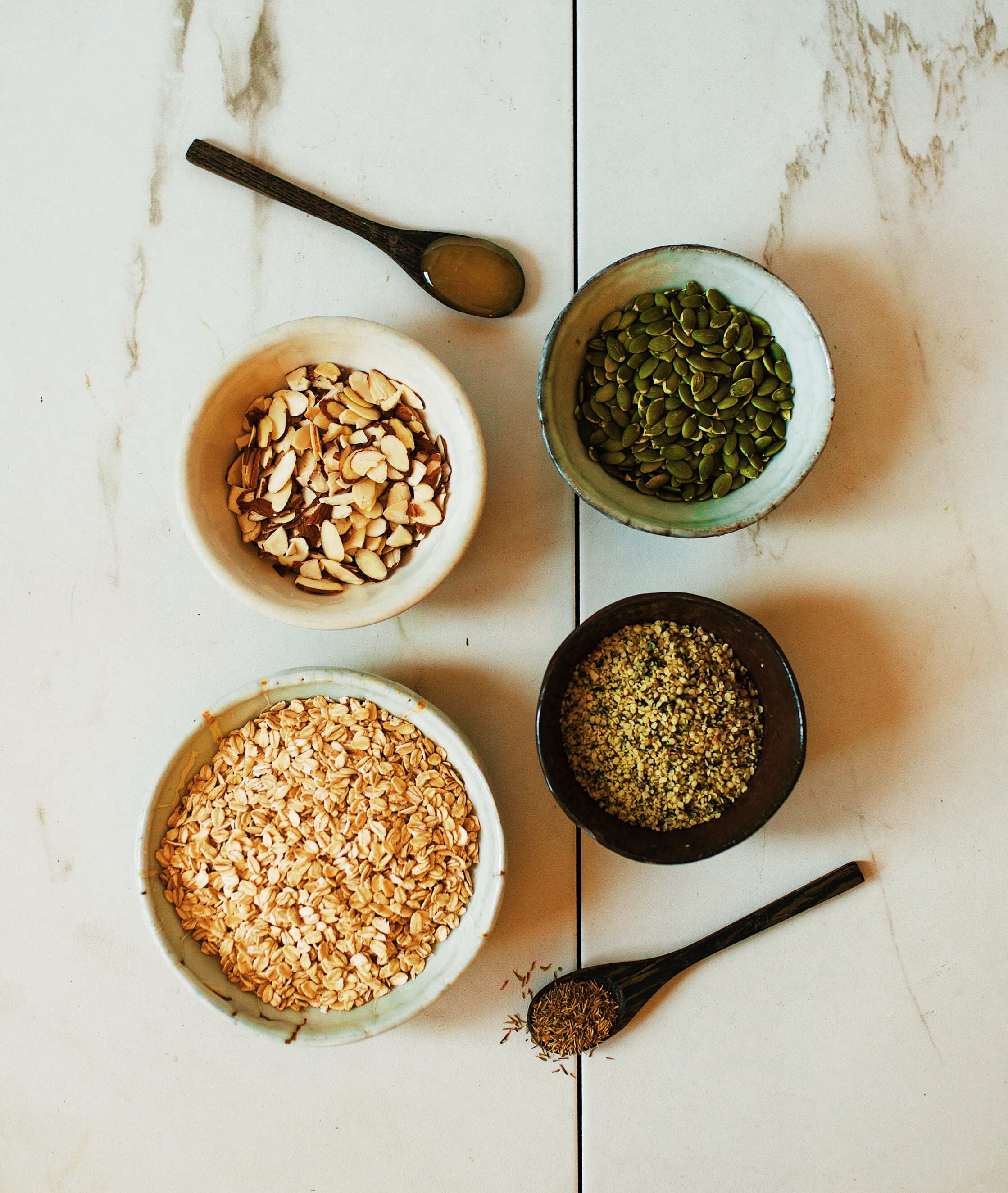easy savory granola