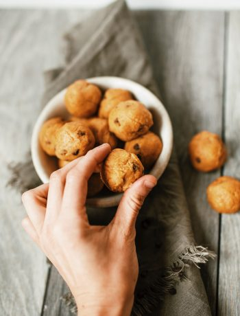 chickpea cookie dough