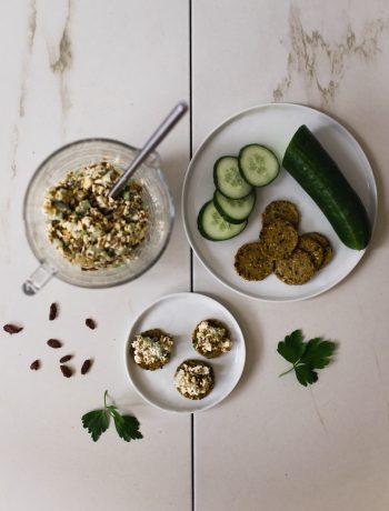 flaxseed salad