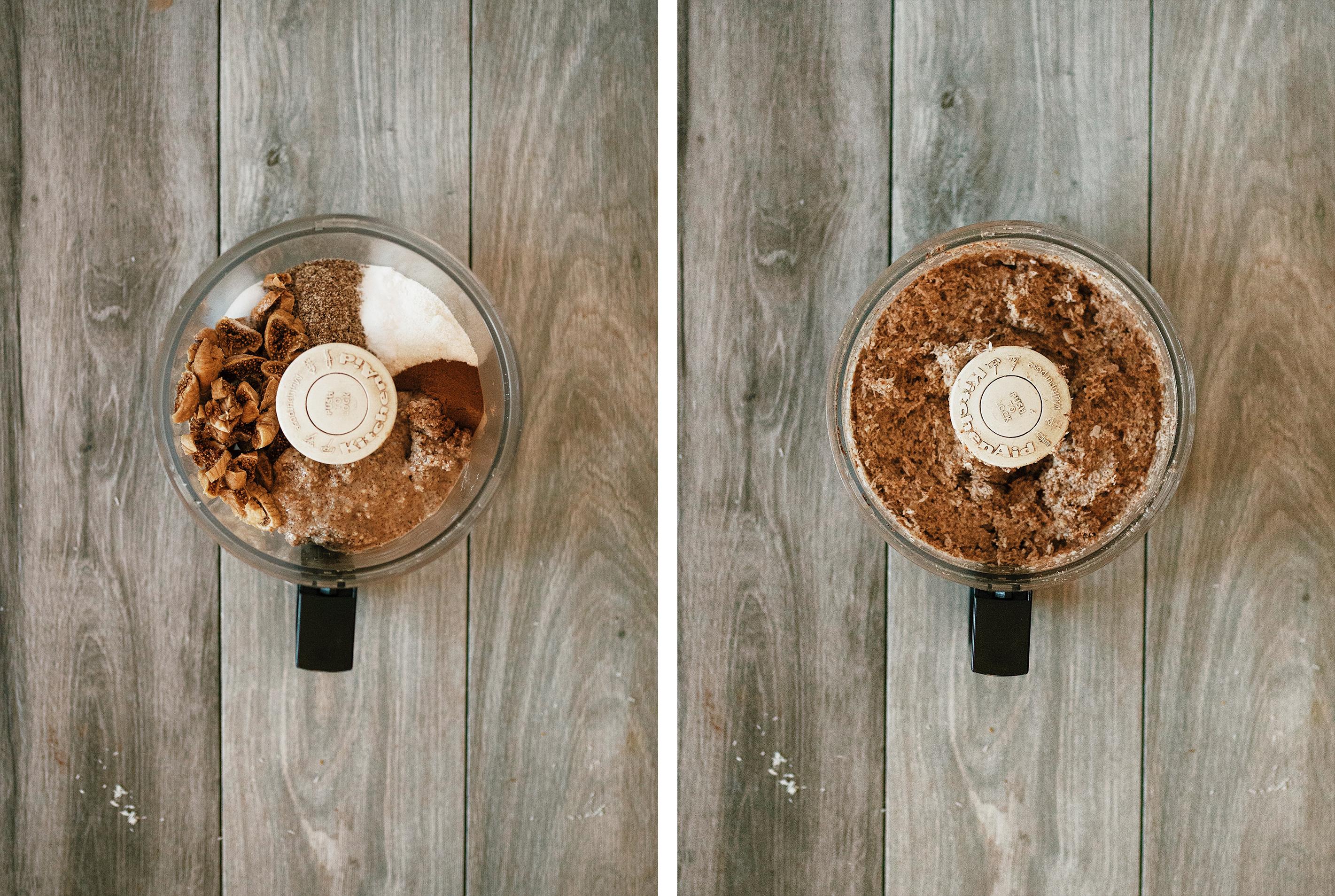 coconut flour breakfast cookies