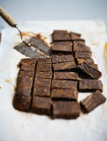 healthy vegan fudge