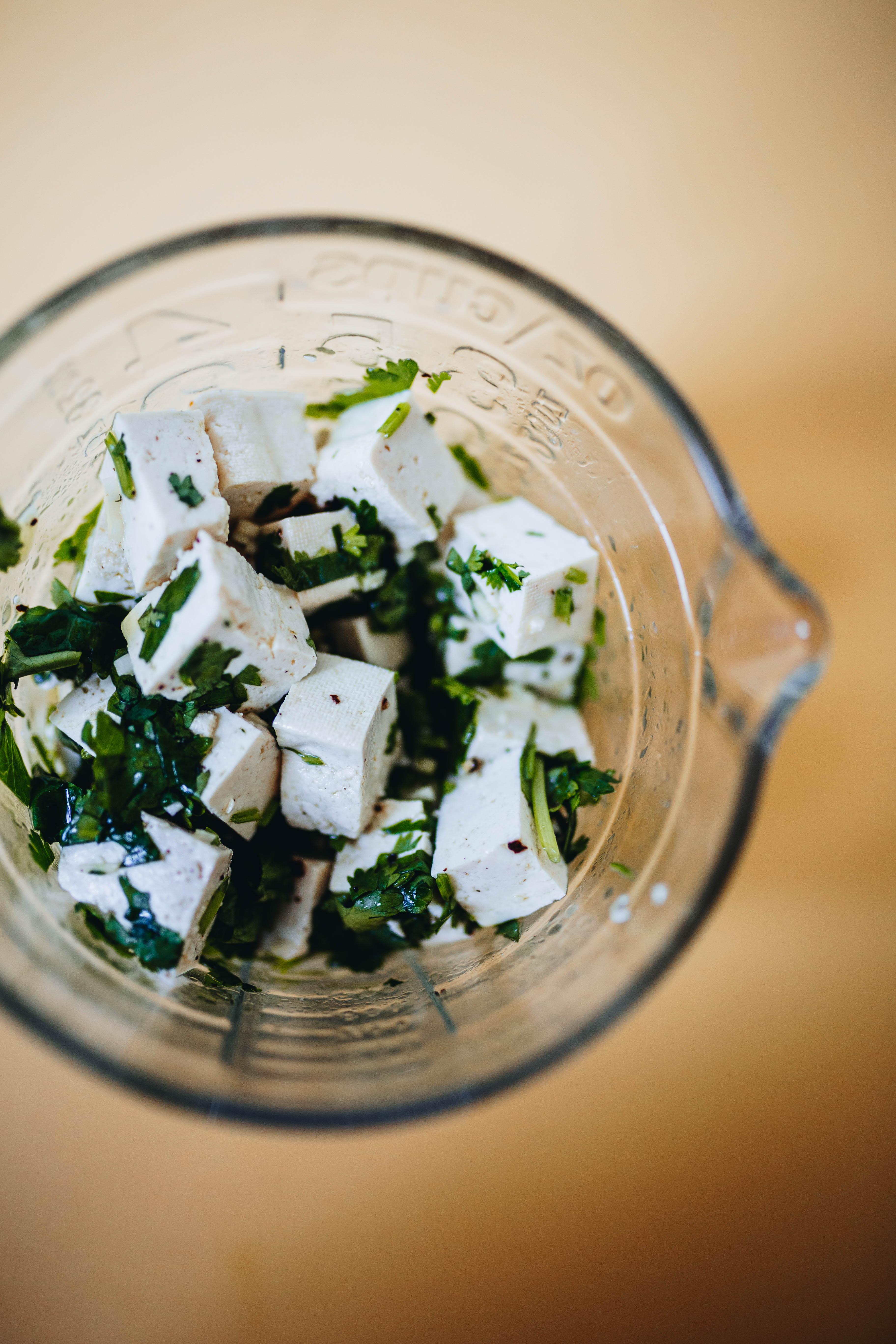 cold tofu recipes