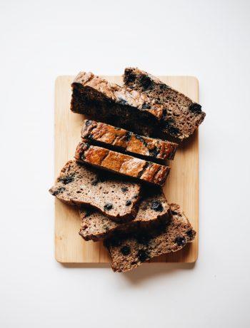 gluten free cassava flour banana bread