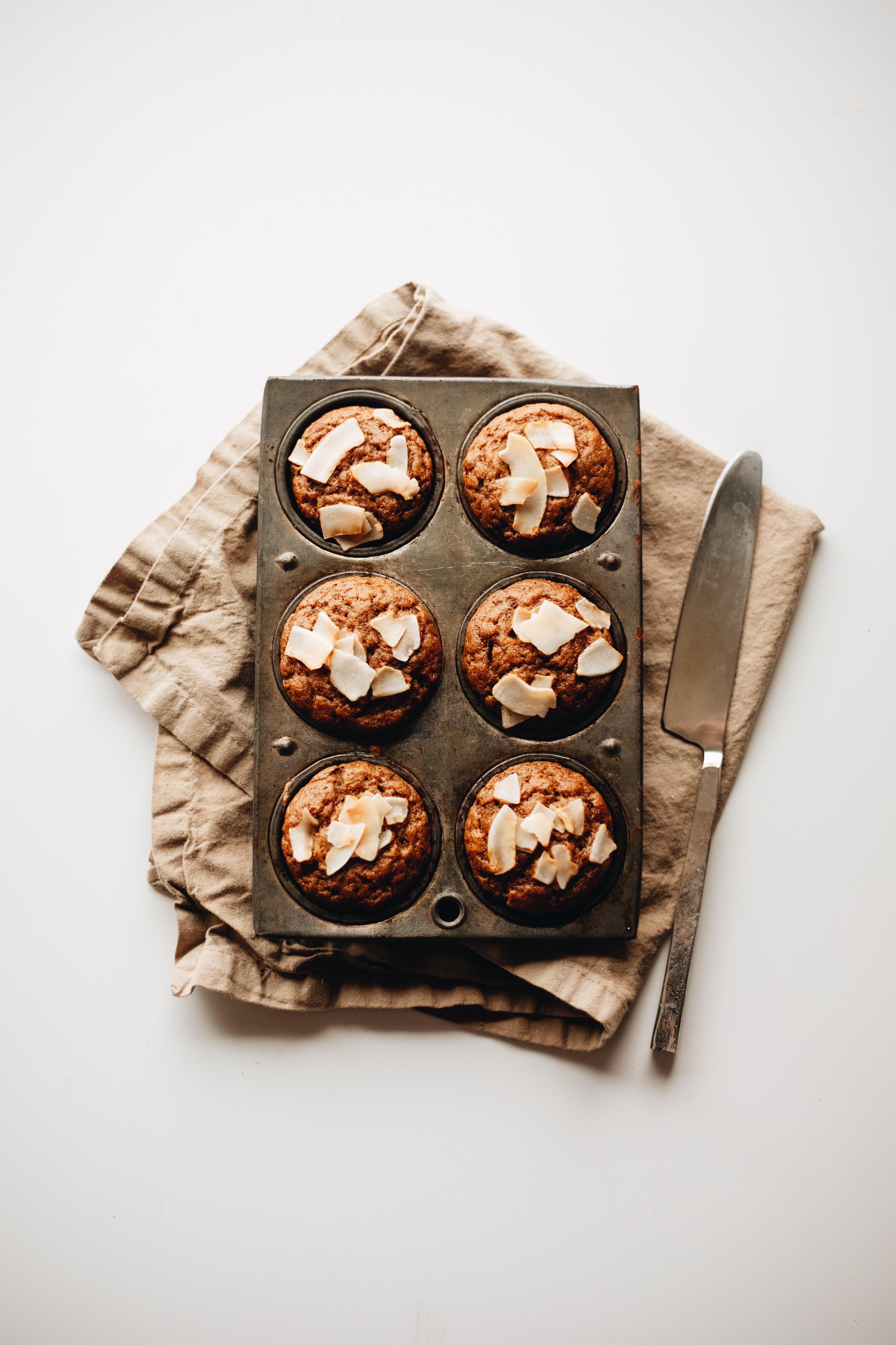 Grain free pumpkin muffins recipe