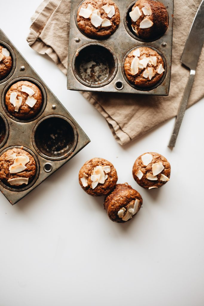 Gluten free pumpkin muffins recipe