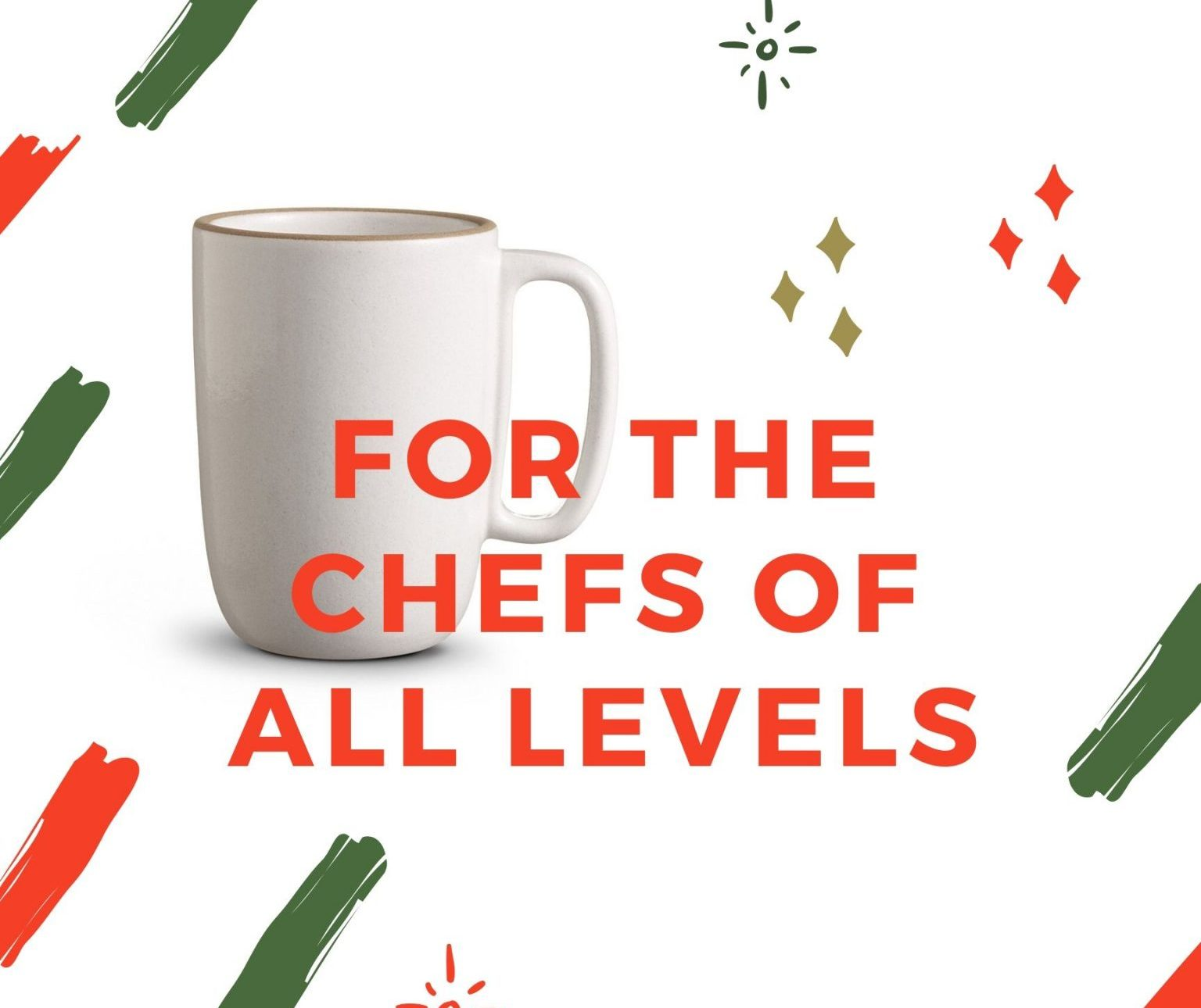 For the Chefs of All Levels Gift Guide