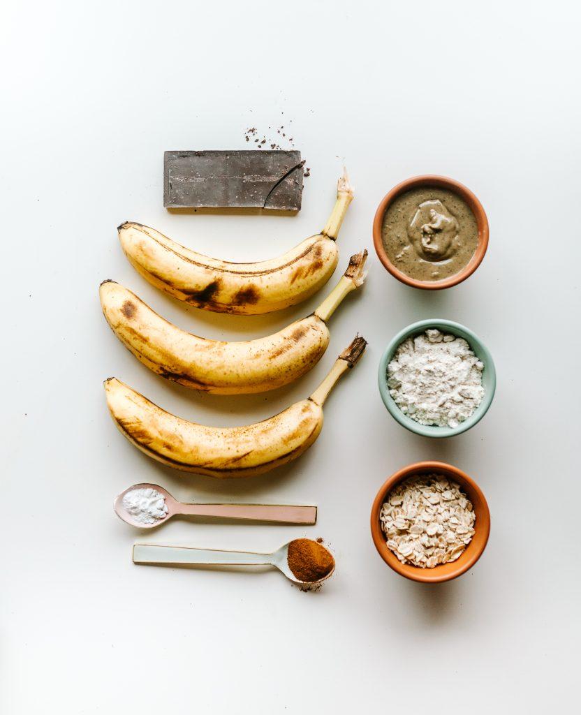Easy Chocolate Banana Bread (GF + V)